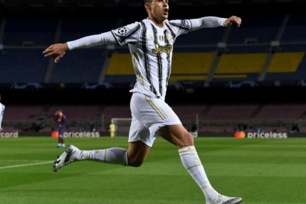 Ronaldo has arrived at Juventus